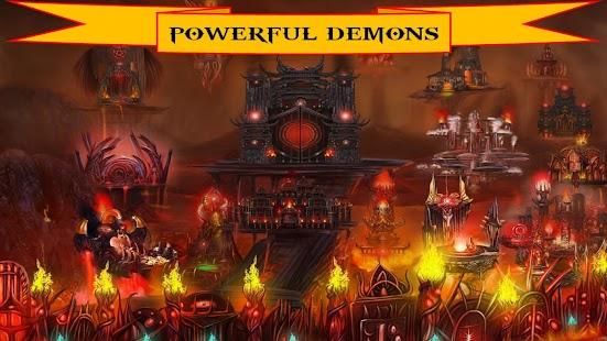 Gods Of Legend - náhled