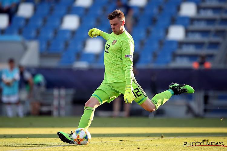 """De Wolf a quitté Lokeren pour Eupen : """"L'année dernière, j'avais des contacts avec le Club de Bruges"""""""