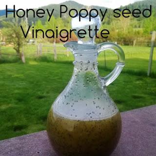 Honey Poppy seed Vinaigrette