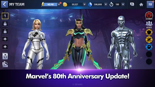 MARVEL Future Fight MOD Apk 6.5.1 (Unlimited Gold) 1