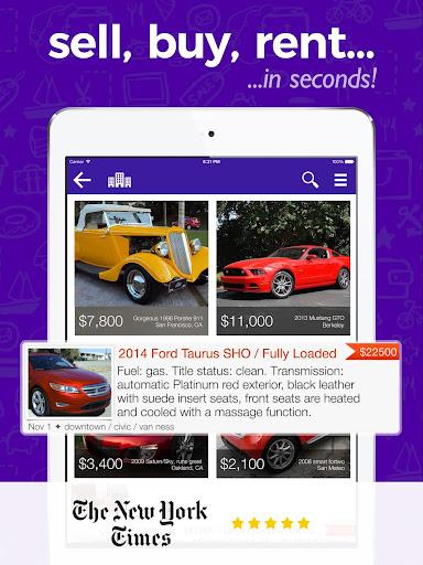 cPro Marketplace Screenshot