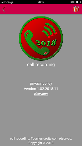 auto Call Recorder 2018 for PC
