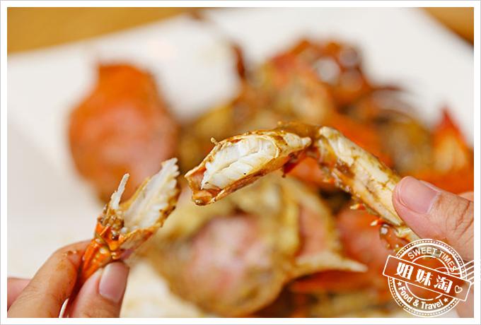 大手町日本料理螃蟹咖哩3