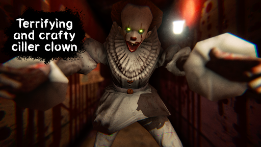 Death Park : Scary Clown Survival Horror Game 1.5.4 screenshots 1