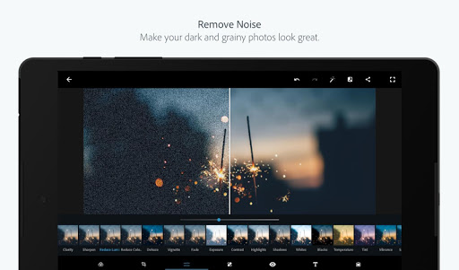 Adobe Photoshop Express:Photo Editor Collage Maker 5.0.508 screenshots 10