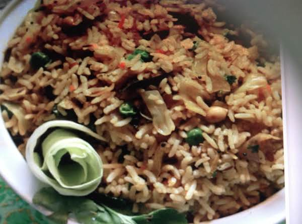 Old Fashioned Cabbage & Rice