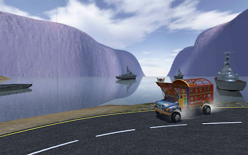 Cargo Truck Real CPEC Simulator – Asian Visit - náhled