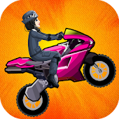 Up Hill Climb Racing