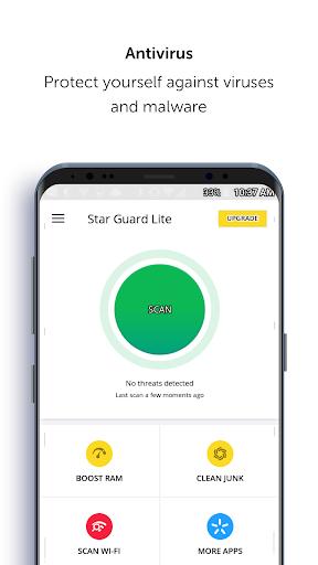 Star Guard lite screenshots 1