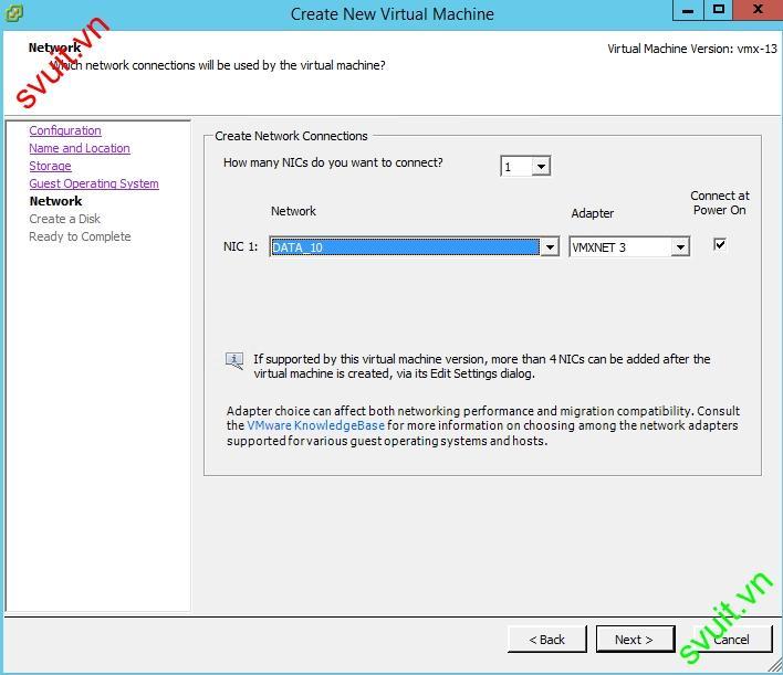 Install CentOS 7 Minimal on VMware vSphere 6.5(7)