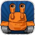 Super Battleground Tank Combat icon