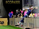 Ezequiel Lavezzi mist finale van Copa America door een armbreuk