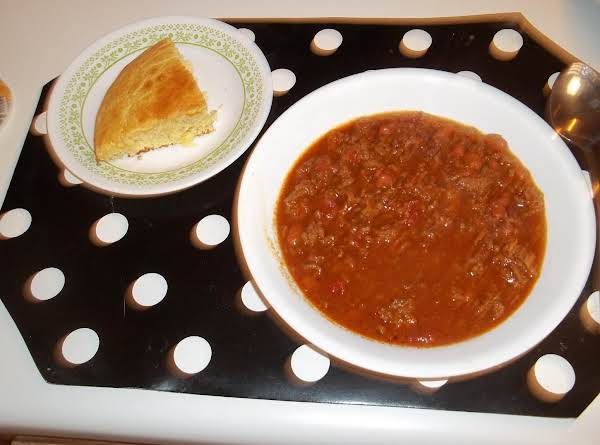 Hot Dogey Chili (sallye)