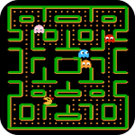 Ms Pac-Man Clasico Icon