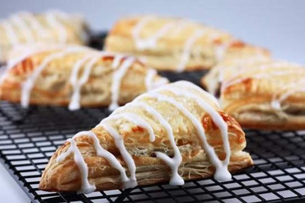 Apple Turnovers With Custard Pie Recipe