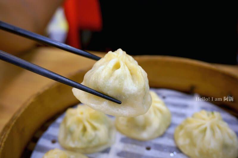 立麒鮮肉湯包,豐原小吃-12