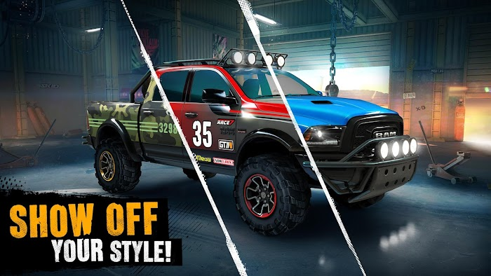 Asphalt Xtreme- screenshot