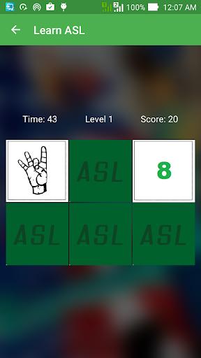ASL American Sign Language  screenshots 5