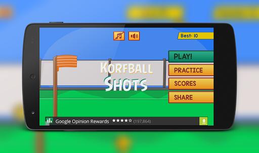 Korfball Shots
