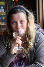 Photo: (Year 2) Day 346 - Enjoying a Glass of Wine for Lunch