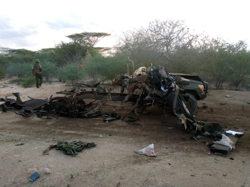 Uhuru mourns death of GSU officers in Garissa IED attack, warns terrorists