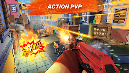 Guns of Boom 2.2.2 Apk (Unlimited Ammo) MOD 1