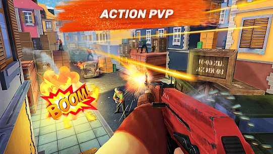 Guns of Boom 2.5.1 MOD [Unlimited Money] Apk 1