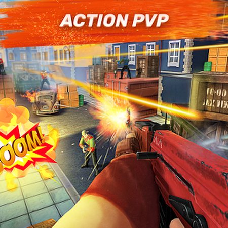 Guns of Boom - Online Shooter v2.0.1 [Mods]