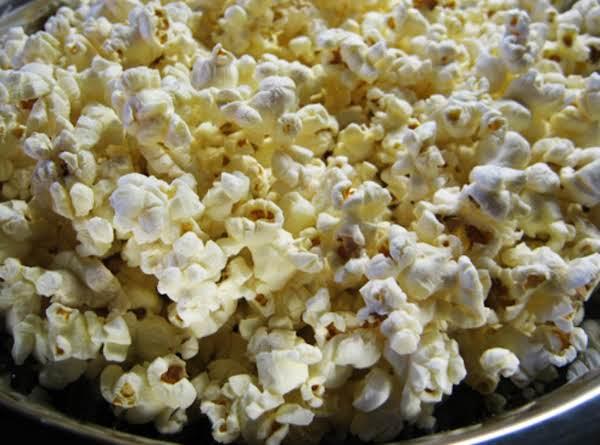 Cheesy Popcorn Recipe