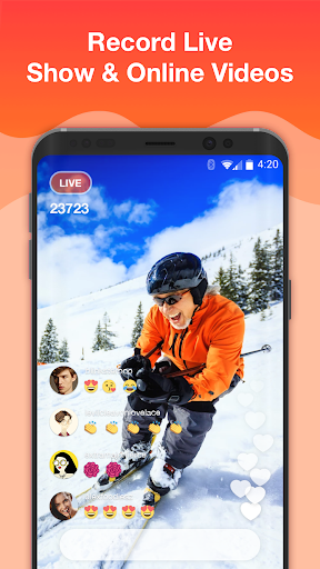 Screen Recorder For Game, Video Call, Online Video 1.1.7 screenshots 7