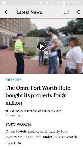 Fort Worth Star-Telegram 7.3.0 screenshots 5