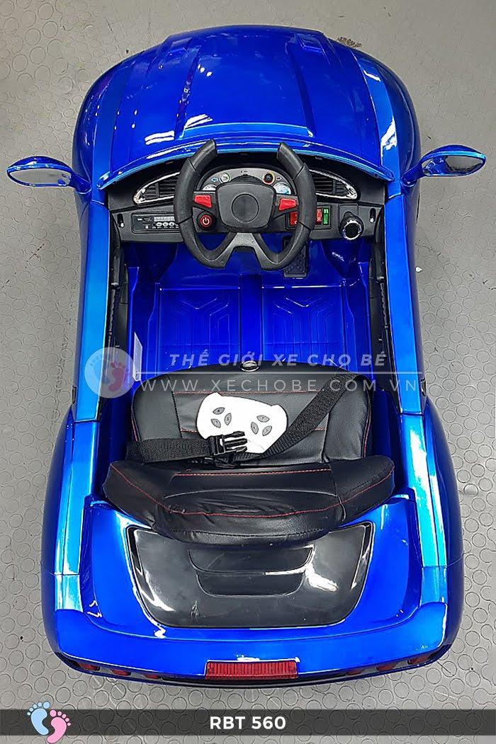 xe ô tô điện đồ chơi cho bé RBT-560P 9