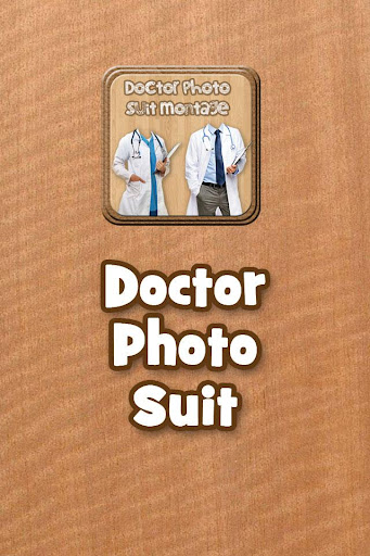 Doctor Photo Suit