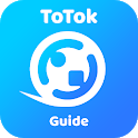 TokTok HD Video Calls & Voice Chats Guide icon