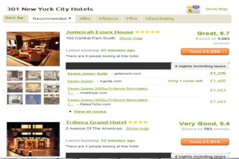 Hotel Search Hotelscanners.com