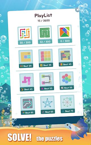 Puzzle Aquarium 31 screenshots 10