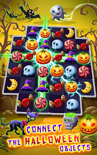 Halloween Witch Connect – Halloween games 16