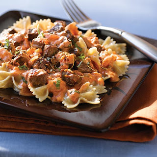 Steak Pasta Onion Recipes