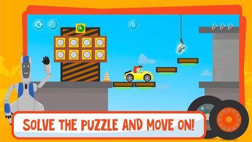 Doctor McWheelie: Logic Puzzles for Kids under 5 apklade screenshots 1