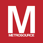 Metrosource Magazine icon
