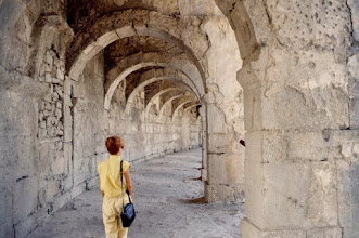 Photo: 004-Aspendos, le site antique