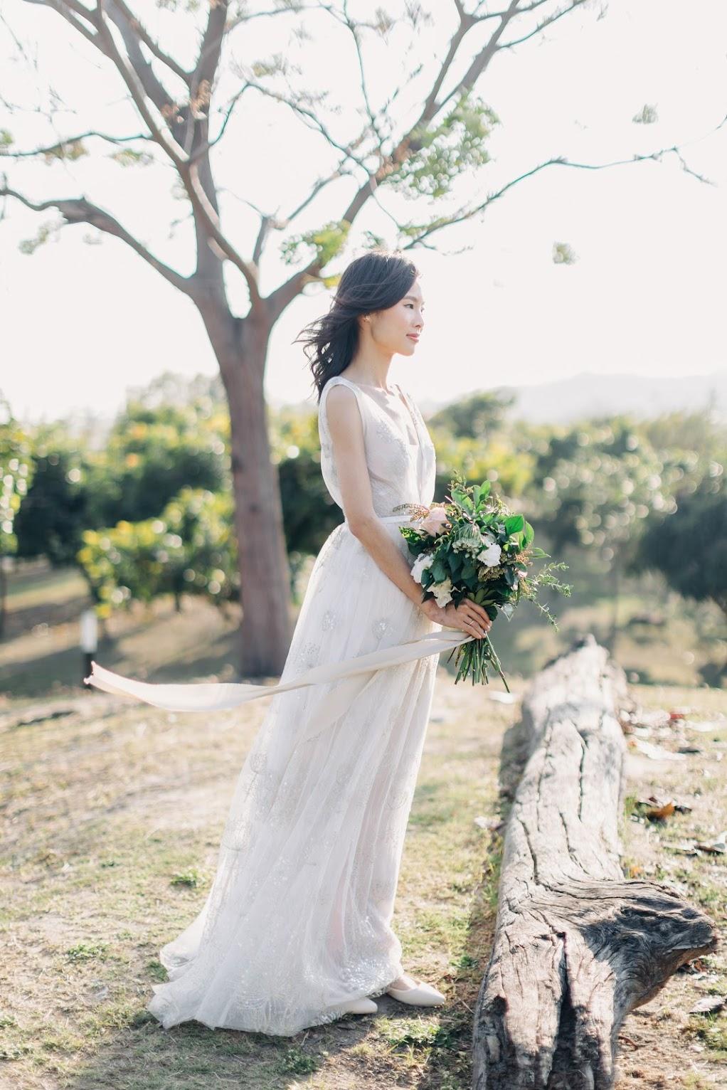 在 老新臺菜 舉行陽光正好的美式婚禮 ,是每位新娘夢寐以求的婚禮樣式!