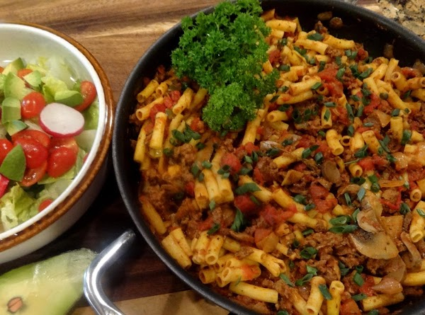 Chili Mac -- Bonnie's Recipe