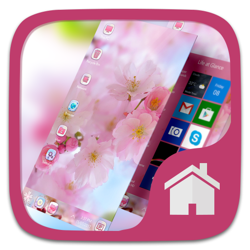 Aroma Theme For Computer Launcher