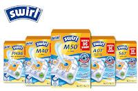 Angebot für Swirl Staubsaugerbeutel im Supermarkt