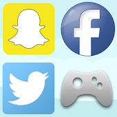 Snap, Facebook, Twitter - Game
