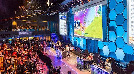 Fornite acapara todos los focos de Roquetas Gaming Show