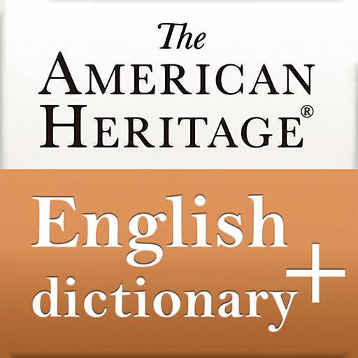 American Heritage English Plus Icon