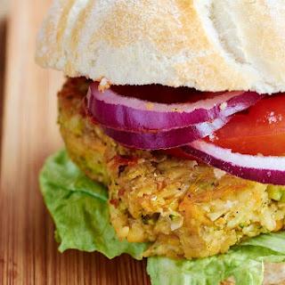 Tvp Burgers Recipes.