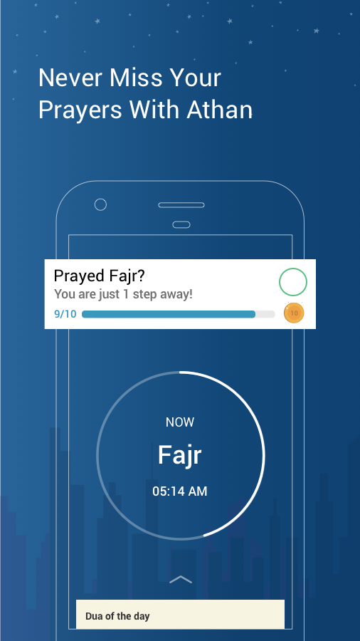 Athan: Prayer Time, Quran, Azan and Qibla Compass- screenshot
